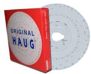 Diagrame Haug 100-125-140-180 Km-h