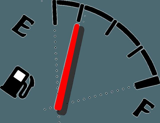contor de combustibil
