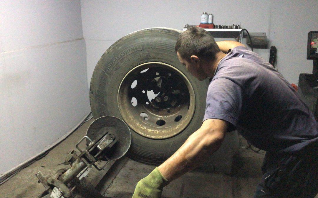 Principiul de reparatie al cauciucurilor